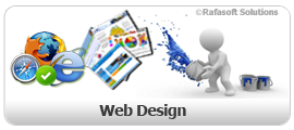 Rafasoft Solutions - Web Design